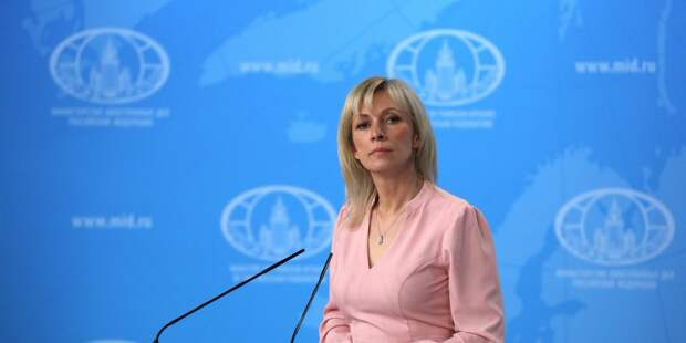 Захарова прокомментировала достижения сборной на ОИ