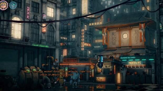 Разработчики Encodya рассказали об атмосфере и эффектах в игре