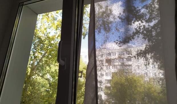 Снова невыдержала москитная сетка: Малыш выпал изокна вНижегородской области