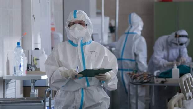Роспотребнадзор: Индийский штамм коронавируса в России отсутствует