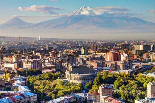 Поразительные  факты об Армении
