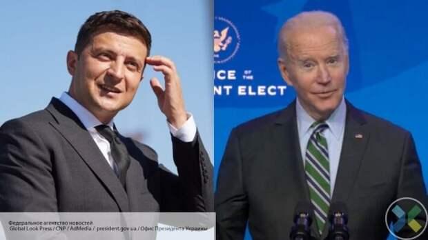 Украина готова к встрече Зеленского с Байденом в любом формате