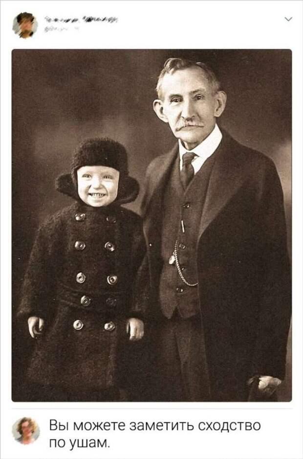 20+ винтажных снимков бабушек и дедушек, на которых через край бьет необъяснимая романтика ушедшего столетия