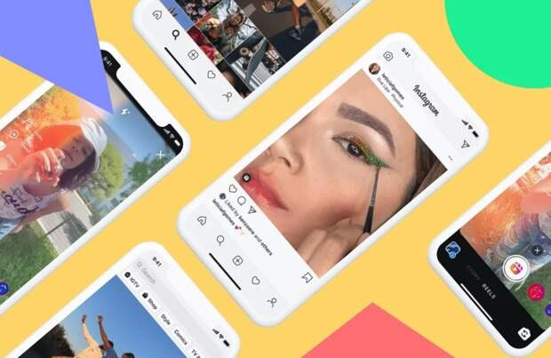 Продолжительность роликов Reels в Instagram увеличилась до минуты