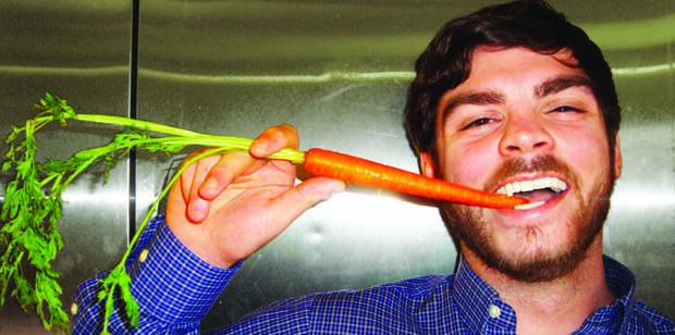 Вегетарианство приводит к мужскому бесплодию