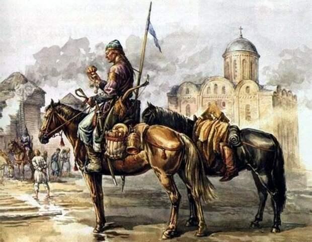 Новый тверской деркучи, или как Караша стал Карач-мурзой?