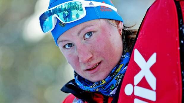 Российская биатлонистка Подчуфарова будет выступать засборную Словении