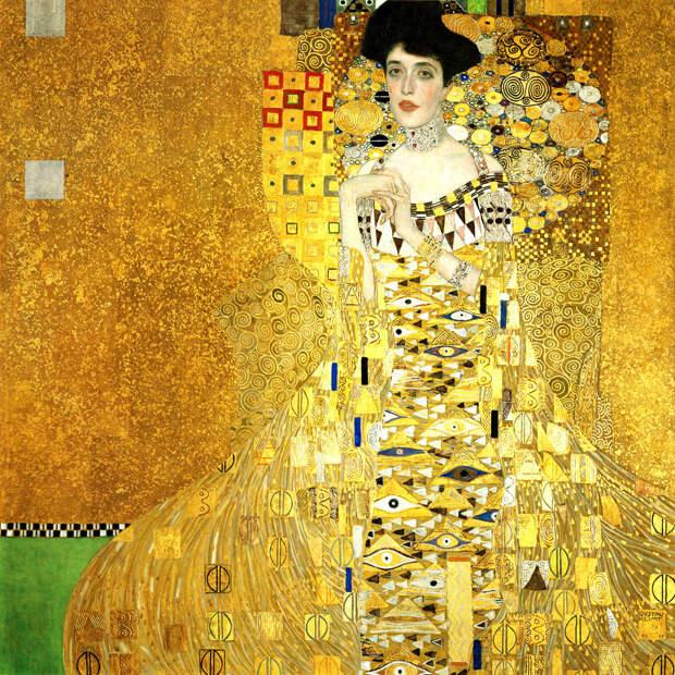 Лучшее из модерна в живописи - 10 известнейших полотен Густава Климта
