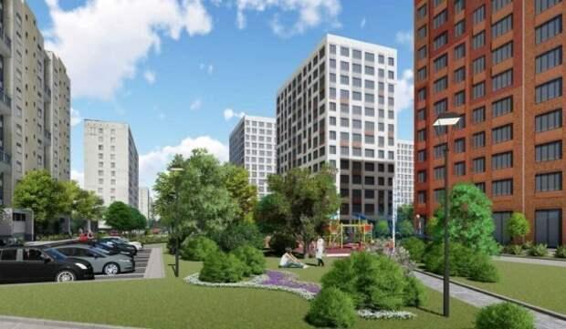 «Стартовые» площадки в Зеленограде позволят  переселить по программе реновации почти 5 тысяч жителей