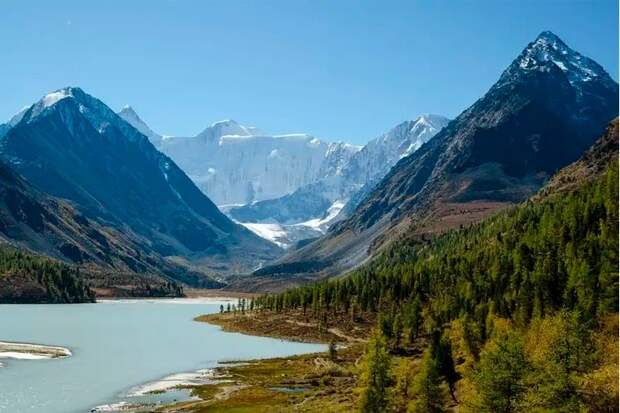 Гора Белуха (gdealtai.ru)