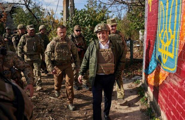 ВДНР заявили, что Киев готовит масштабную атаку вДонбассе