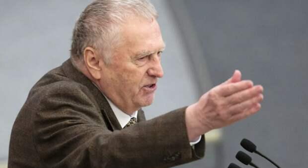 Жириновский призвал перенести все захоронения с Красной площади