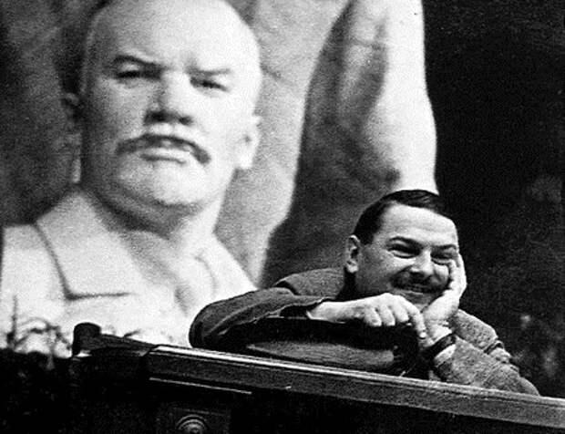 Андрей Жданов — начальник Управления пропаганды и агитации ЦК ВКП(б), главный идеолог СССР