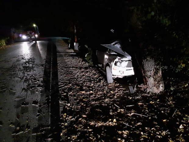 Смертельное ДТП в Советском районе Крыма: погибла 16-летняя пассажирка ВАЗа
