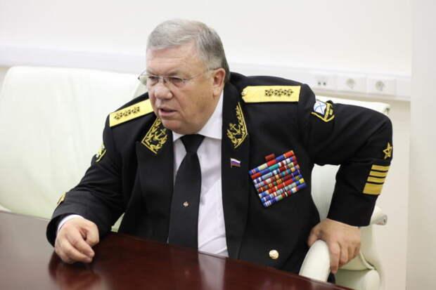 Адмирал Комоедов: российские «Калибры» можно уничтожить легко и просто