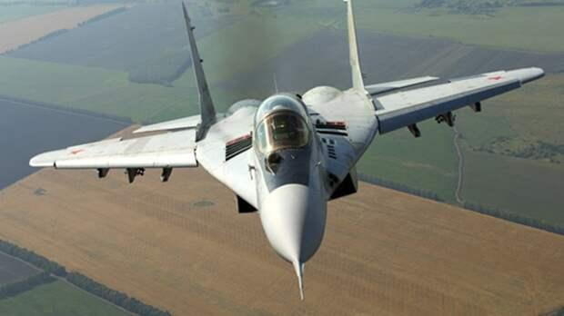 Российский истребитель МиГ-35 получил новые боевые возможности