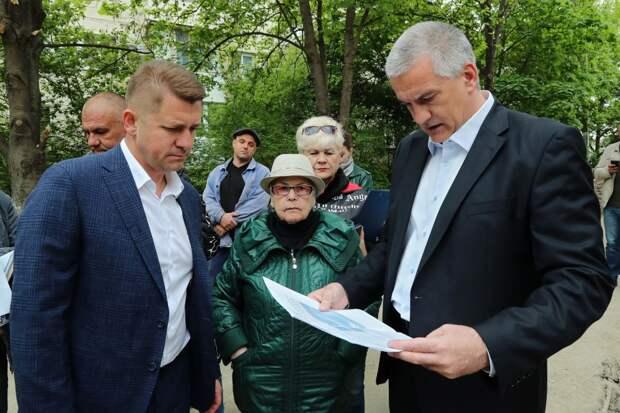Руководители МУПов, которые не принимают участие в собраниях жителей, будут освобождены от своих должностей, — Аксёнов