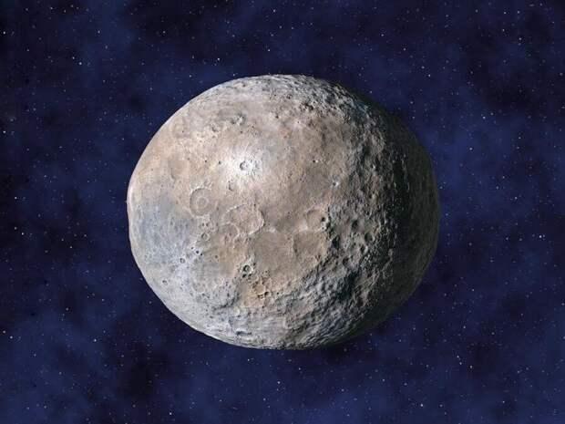 Почему человечеству стоит обратить внимание на планету Цереру