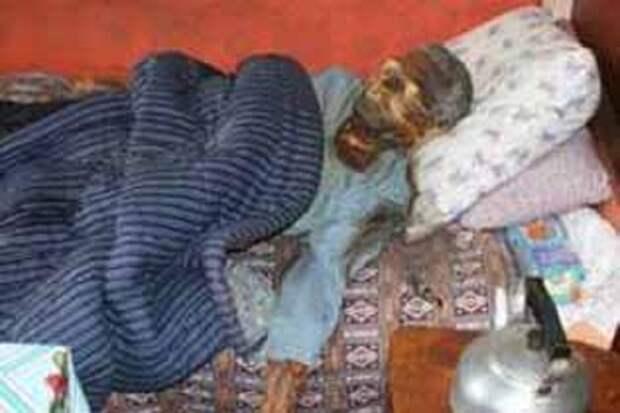 Mash: в Москве наследница брата нашла в его квартире мумию