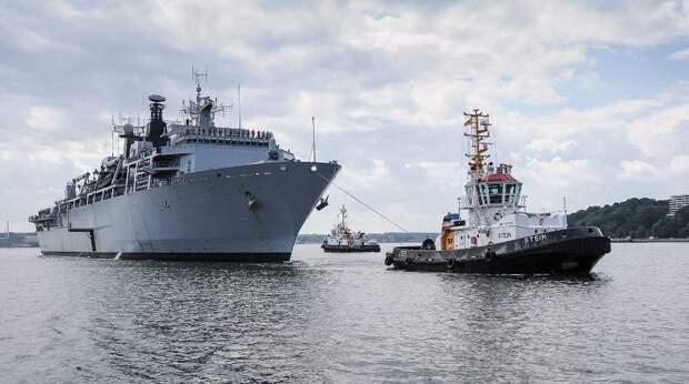 """""""Разнесут в два счета"""": британцы усомнились в мощности Королевского флота"""
