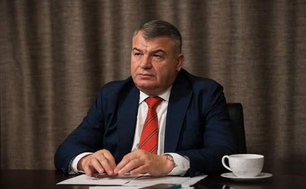 Глава авиакластера «Ростеха» Анатолий Сердюков: «Мы достигли дна и должны выходить из ситуации»