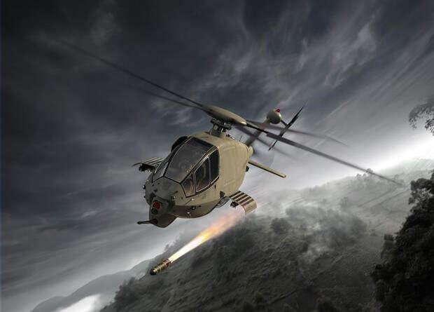 Boeing представил проект скоростного вертолета-разведчика