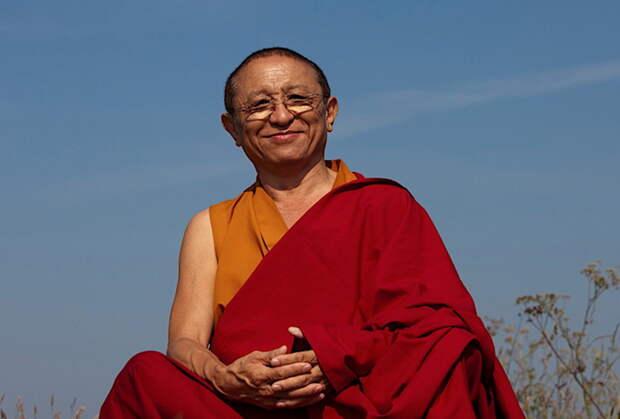 Буддист и депрессия.