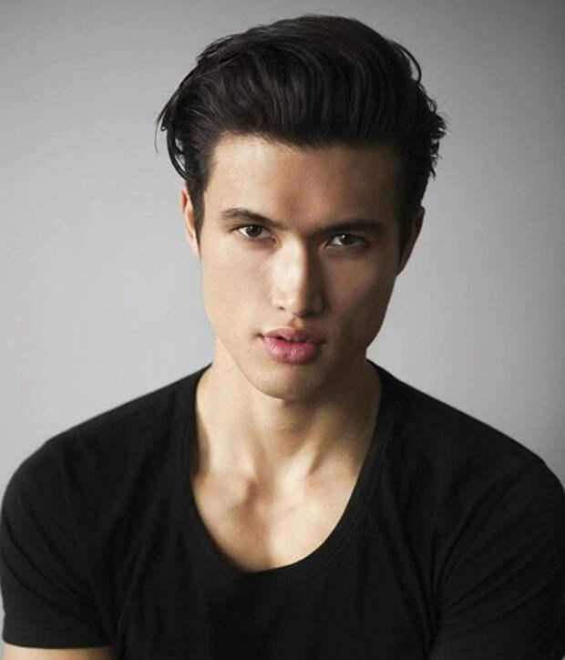 Самые красивые азиаты мужчины.