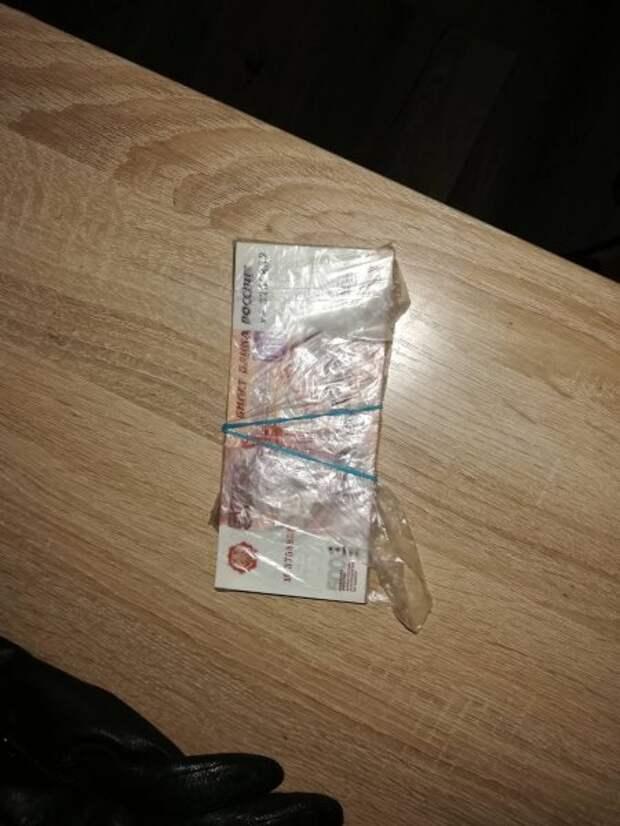 Москвича с 50 поддельными купюрами задержали в Удмуртии