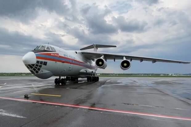 Борт МЧС доставил в РФ россиян, решивших покинуть сектор Газа