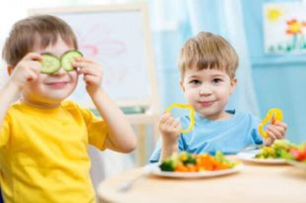Вместо пиццы и макарон. Овощные блюда, которые понравятся детям