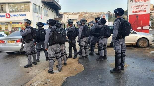 В Лоде похороны убитого араба переросли в массовые беспорядки