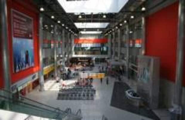 Новый терминал С в Шереметьево