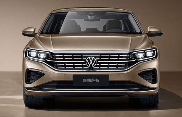 Volkswagen обновил китайский Passat