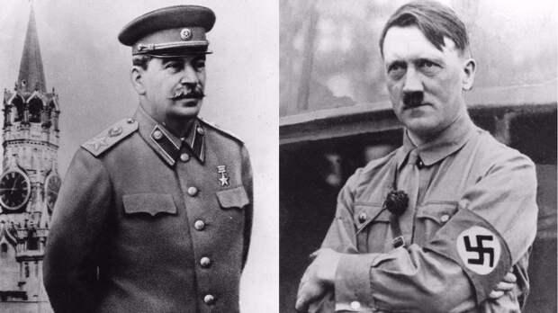 В России запретят приравнивать Сталина к Гитлеру