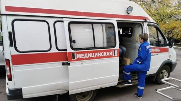 Немецкого химика нашли мертвым в центре Воронежа