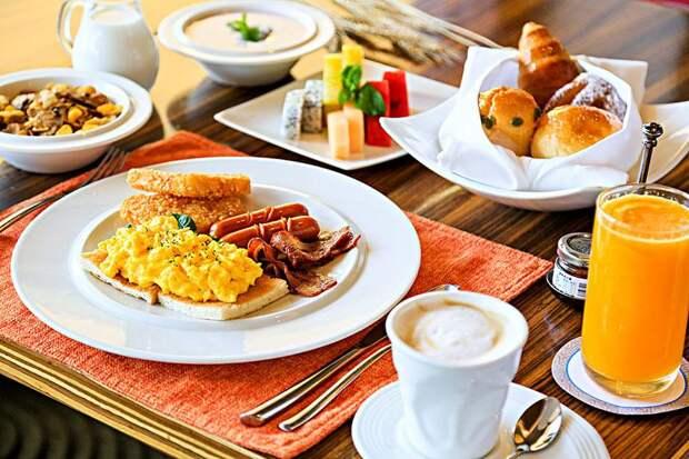 Ни в коем случае не пропускайте завтрак!
