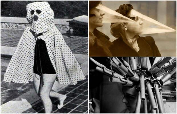 То ли салон красоты, то ли пыточная: 18 причудливых изобретений прошлого для женской привлекательности