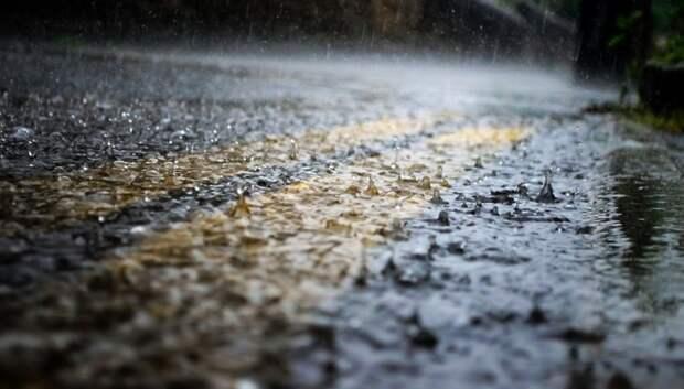Дожди закончатся ночью в Московском регионе