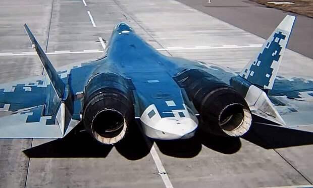 Датский аналитик назвал Су-57 лучшей базой для нового европейского истребителя