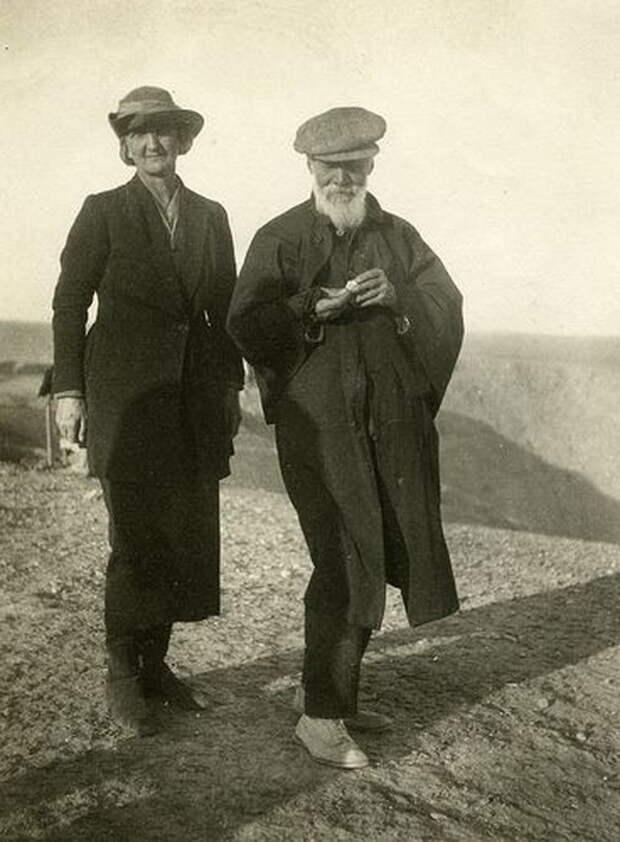 Уильям и Хильда Питри