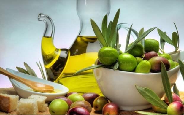 Аромат оливкового масла утоляет аппетит аромат, здоровье, настроение, растения