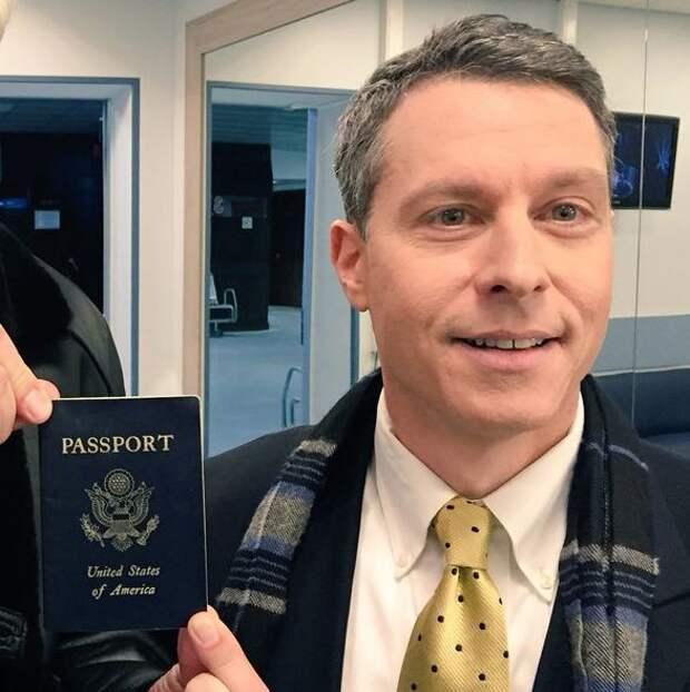 Майкл Бом задержан в Москве