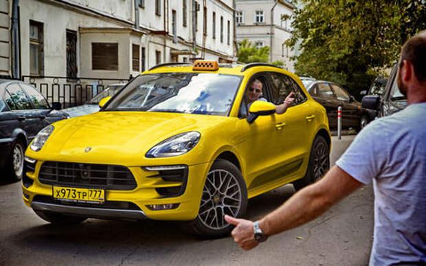 Porsche Macan: шашечки или ехать?
