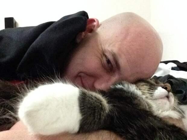 Девушка поставила ему ультиматум: или я, или кошка. Это был очень непростой выбор животные, кот, отношения