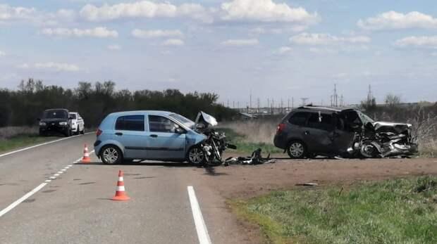 Натрассе Каргала-Зубаревка вДТП пострадали два человека