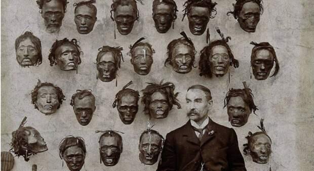 Сушёные головы-талисманы: Российская элита скупает их в Амазонии и Африке