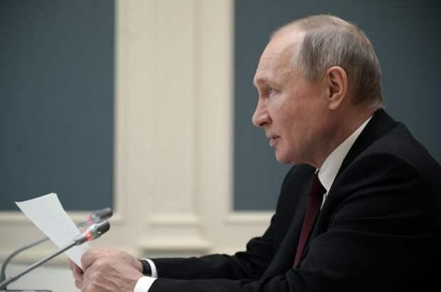 Путин: РФ обладает самыми современными силами ядерного сдерживания