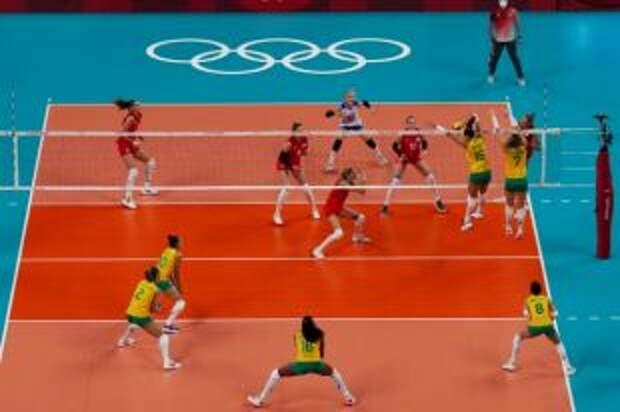 Российские волейболистки не смогли пройти в полуфинал олимпийского турнира