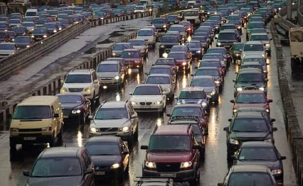 В Сочи могут ограничить въезд на личных автомобилях из других городов